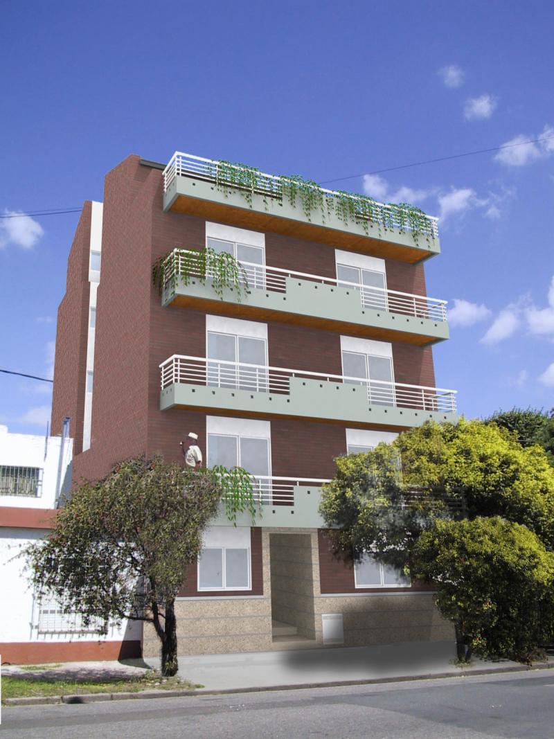 Jorge haimovich estudio de arquitectura rosario for Departamentos 3 pisos